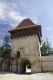 Rasnov fortress, Romania Royalty Free Stock Photos