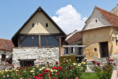 Rasnov fortress, Transylvania Stock Images