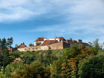Rasnov fortress Stock Images