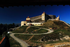 Rasnov, Transylvania, Brasov, Romania royalty free stock photos