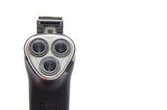 Rasoio elettrico immagine stock