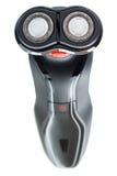 Rasoir électrique pour l'homme Photographie stock