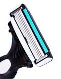 Rasoir de lame de rasoir Photo stock