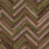 Raspa de arenque de madera inconsútil de la textura del entarimado diversa Fotos de archivo libres de regalías