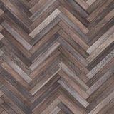 Raspa de arenque de madera inconsútil de la textura del entarimado diversa Fotografía de archivo libre de regalías