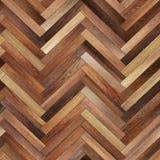 Raspa de arenque de madera inconsútil de la textura del entarimado diversa Imagenes de archivo