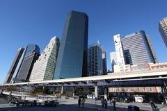 Raspadores do céu de Manhattan New York, EUA fotos de stock royalty free