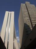 Raspadores do céu em Atlanta Foto de Stock