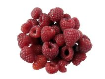 Raspberries Stock Image