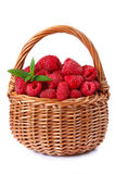 Raspberries. Royalty Free Stock Images