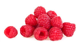 Raspberries Stock Images
