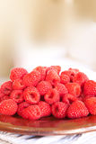 raspberries Fotos de Stock Royalty Free