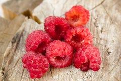 raspberries Imagens de Stock Royalty Free