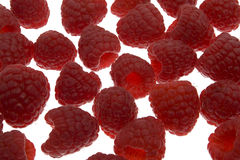 Raspberries as Background Royalty Free Stock Image