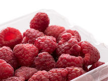 Raspberries Close Up Royalty Free Stock Photo