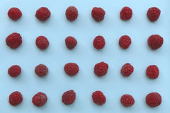 Raspberries Stock Photo