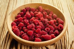 Raspberries in a plate,in wooden bowl,basket/bush branch/growing. Raspberries,raspberries background closeup photo,high resolution product,Delicious first class Stock Image