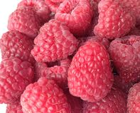 Raspberries Royalty Free Stock Images