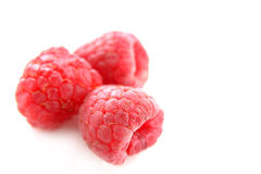 Raspberry. Close-up of rasberry royalty free stock photography