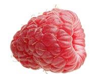 Raspberry berry isolated Stock Photo
