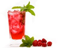 Raspberry Breeze royalty free stock images