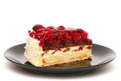 Free Raspberry Cake Royalty Free Stock Photos - 13207908