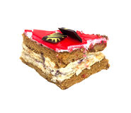 Raspberry cake Royalty Free Stock Photography
