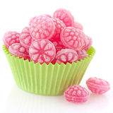 Raspberry candy royalty free stock images