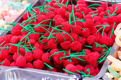 Raspberry candy Royalty Free Stock Photos