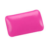 Raspberry chewing gum Royalty Free Stock Image