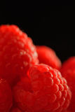 Raspberry Close Up Royalty Free Stock Photography