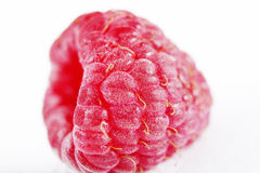 Raspberry close-up Stock Image