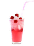 Raspberry cocktail Royalty Free Stock Photos