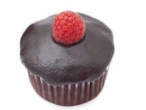 Raspberry Cupcake Royalty Free Stock Photos