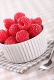 Raspberry delight royalty free stock images