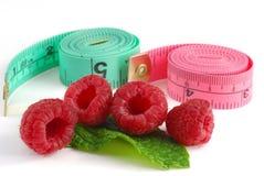 Raspberry diet Royalty Free Stock Photos