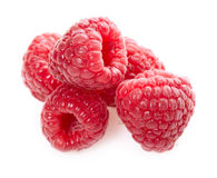 Raspberry fruit Stock Image