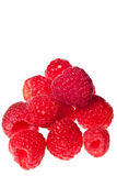 Raspberry isolated Stock Images