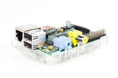Raspberry Pi Stock Images
