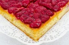 Raspberry pie Stock Images