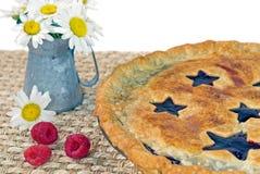 Raspberry Pie Royalty Free Stock Photography