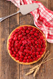 Raspberry pie Royalty Free Stock Images