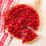 Raspberry pie Royalty Free Stock Image