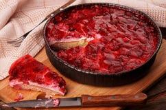 Raspberry pie Royalty Free Stock Photos