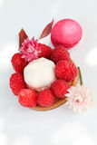 Raspberry pie Royalty Free Stock Image