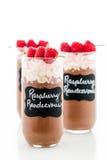 Raspberry Rendezvous Stock Photo