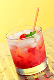 Raspberry Rickey Royalty Free Stock Photos