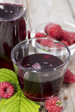 Raspberry Sirup Royalty Free Stock Photo