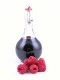 Raspberry syrup Royalty Free Stock Photos