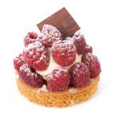 Raspberry tartlet Royalty Free Stock Photo
